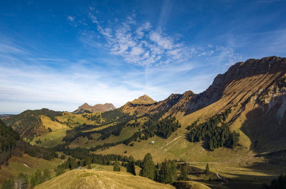 Col de Soladier, Switzerland.