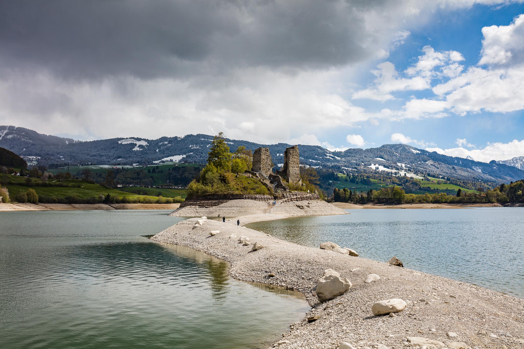 Ild d'Ogoz, Gruyère, Switzerland.