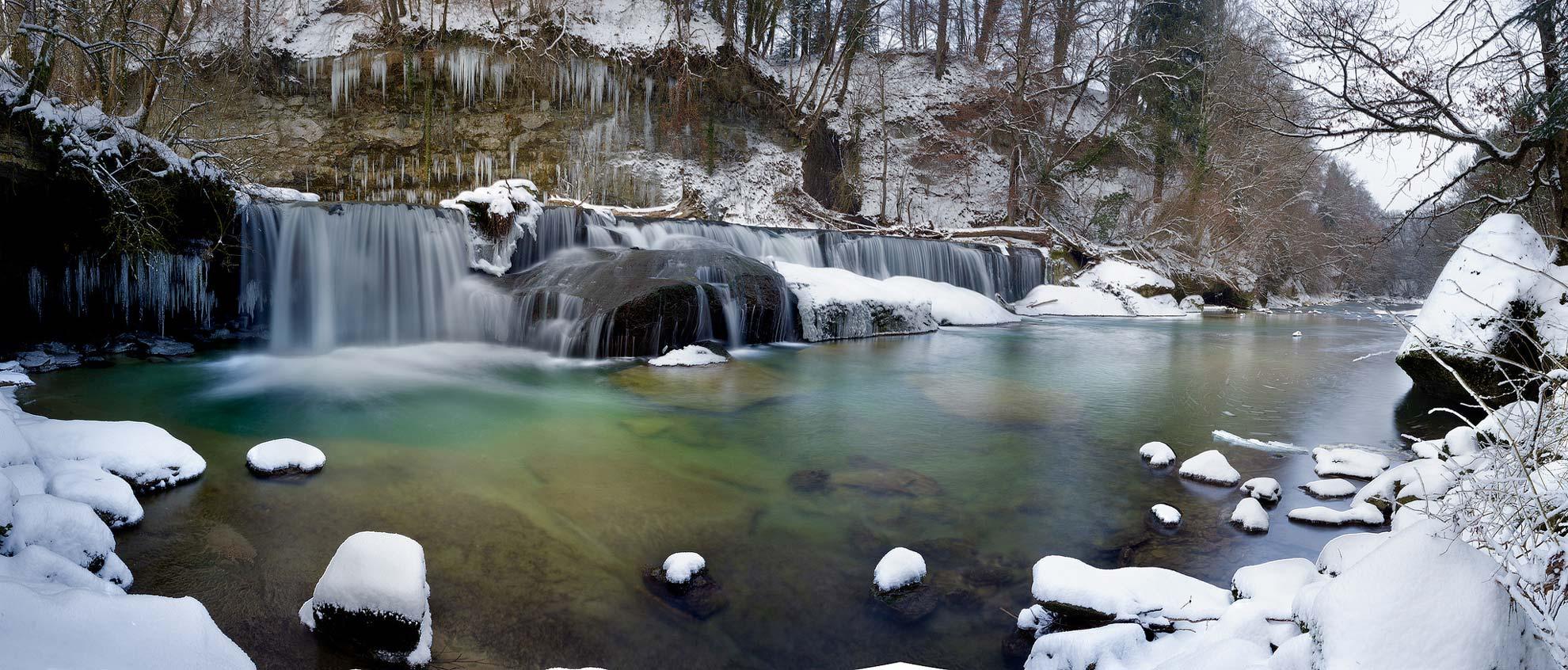 Chutes de Chavanettes, Vaud.